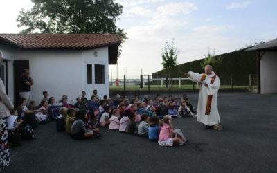 La bénédiction des cartables